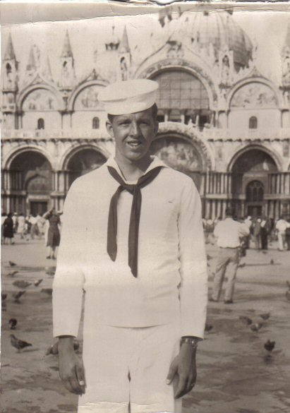 SN Charles A. Collins, United States Navy, USS SALEM, Korea