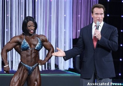 Nope. No steroids here.