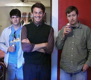 Caesar, Schminky and Abe