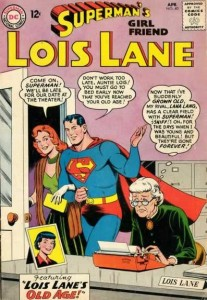 Superman insults Lois in front of a younger woman