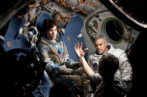 I like this picture because Clooney reminds me of Buzz Lightyear.